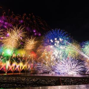 中止になったけど… 柏崎の「海の大花火大会」をテレビとネットで放送!