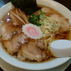 新潟市中央区東堀前通の「中華そば とみ屋」で煮干しラーメンを食べてみた!