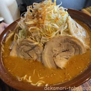 七輪(佐野市)【デカ盛り】焼肉店の絶品大食いチャレンジみそラーメン