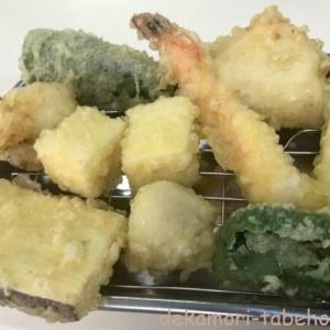 天ぷらまき【大食い】揚げたて天ぷらと塩辛食べ放題ひらおスタイルの大繁盛店