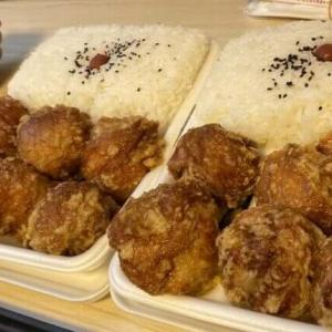 日本亭戸田新曽店【デカ盛り】デカ6からあげは格安絶品な1キロ超弁当【大食い】