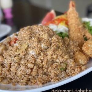 ルピナス倶楽部【デカ盛り】豪華洋食プレート大食いチャレンジメニュー
