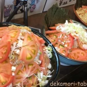 麺屋歩夢【大食い】冷やし中華祭り麺増し4.5kgの愛情盛りに大悶絶【デカ盛り】