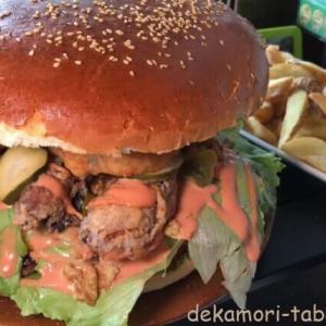 ペニンシュラバーガー【大食いチャレンジ】超豪華スペシャル巨大ハンバーガー【デカ盛り】完食無料