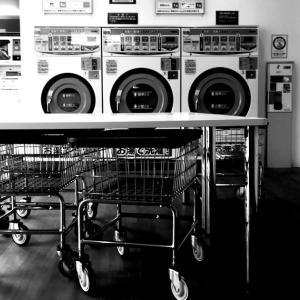 【冬支度】カシウェアの毛布の洗濯はコインランドリーで!