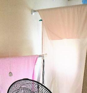 実家の洗濯