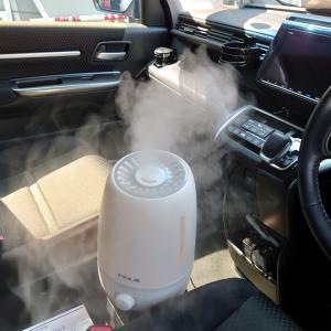 次亜塩素酸水CELA®(セラ)での車内消臭