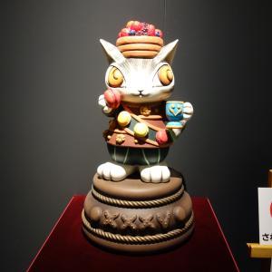 2021年05月26日(水)、姫路文学館『ダヤンと不思議な劇場』池田あきこ原画展を鑑賞した