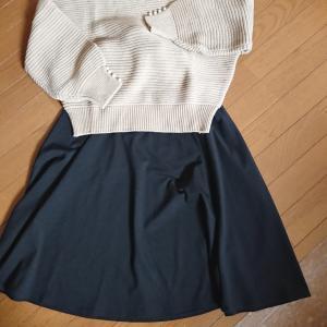 服から、秋冬支度。