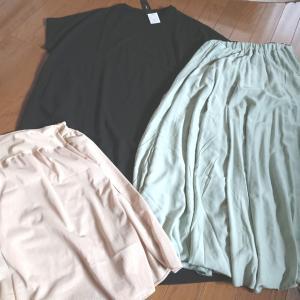 サラっと着れる夏服たち!!