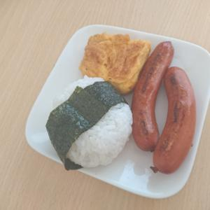 最高のお昼ご飯。