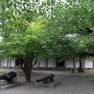函館奉行所内の兵糧庫