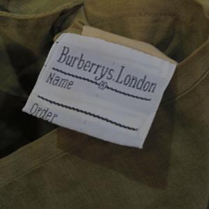 80's BURBERRYS Vintage Field Over Coat