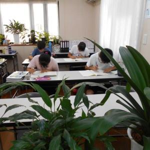 本日(12/26)で年内の授業は終了‼(冬期講習は継続中)