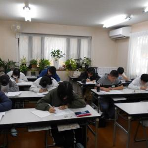 只今、教室開放中‼あと1時間と少し…