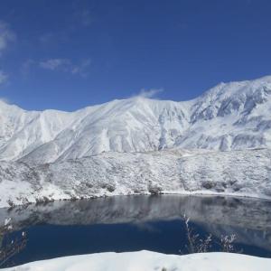 休暇を利用して立山(富山)へ‼ (その前日です)
