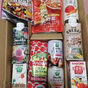 カゴメの株主優待2019【今年から年1にリニューアル】
