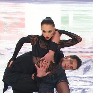 アイスダンス