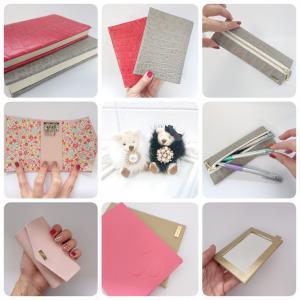 ◯11/15(金) 仙台スタジオルーモコレクションにて出張縫わないレザ―クラフトレッスンです