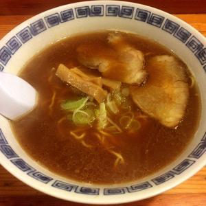 旭川ラーメン  拉麺焼肉 親方  醤油篇