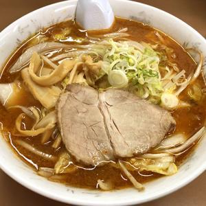 旭川ラーメン  おふくろ食堂  味噌篇