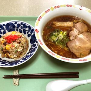 旭川ラーメン  せんちゃん  正油篇/チャーハン