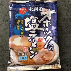 株式会社つらら オホーツクの塩ラーメン(みなみかわ製麺 )