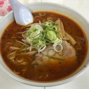 旭川ラーメン  味の番番  味噌篇