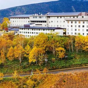 標高1,800mに建つ天空の温泉郷「万座温泉」に泊まる!万座プリンスホテル【夕朝食付】で過ごす3日間