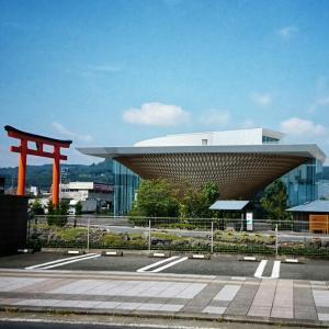 富士山世界遺産センター近く