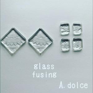 ガラスフュージング◇実験その3