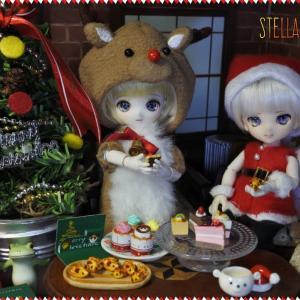 フライング・クリスマス!