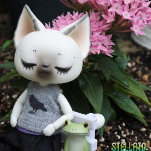 花とアオちゃん