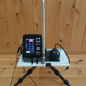 釣りシステムの再構築、氷上わかさぎ釣り