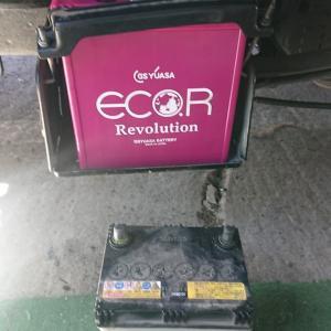 我が農道のフェラーリ、バッテリーを交換する