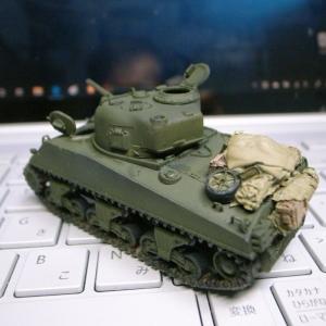 M4A3荷物を積む