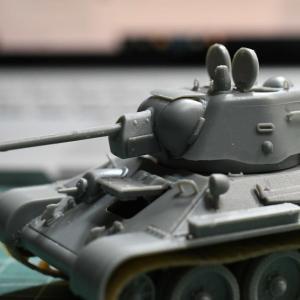 T34/76を作る