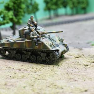 戦車にゆられて その2