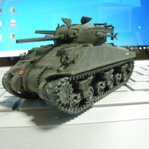 シャーマン Mk.5 チューリッ(1/72)
