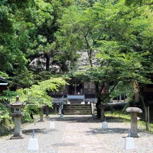 岩屋熊野座神社(熊本県人吉市東間上町)