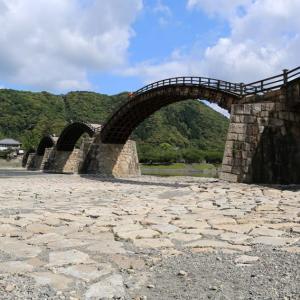 錦帯橋(山口県岩国市)