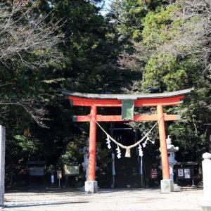 木幡神社(栃木県矢板市木幡)