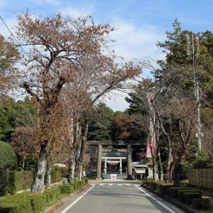 乃木神社(栃木県那須塩原市石林)