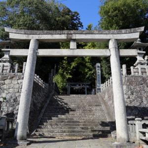 安達太良神社(福島県本宮市本宮字舘越)