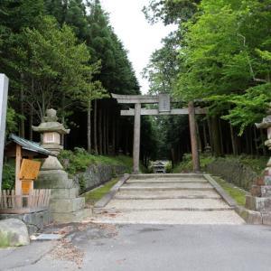 都祁水分神社(奈良県奈良市都祁友田町)