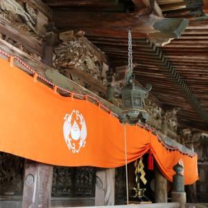 都久夫須麻神社<竹生島神社>(滋賀県長浜市早崎町)