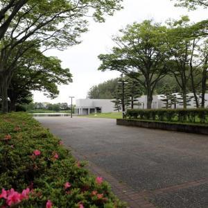 土門拳記念館(山形県酒田市飯森山)