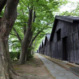 山居倉庫(山形県酒田市山居町)