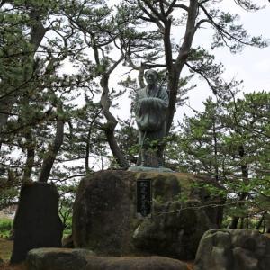 皇宮山 蚶満寺(秋田県にかほ市象潟町象潟島)