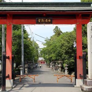 日吉神社(岐阜県安八郡神戸町大字神戸)